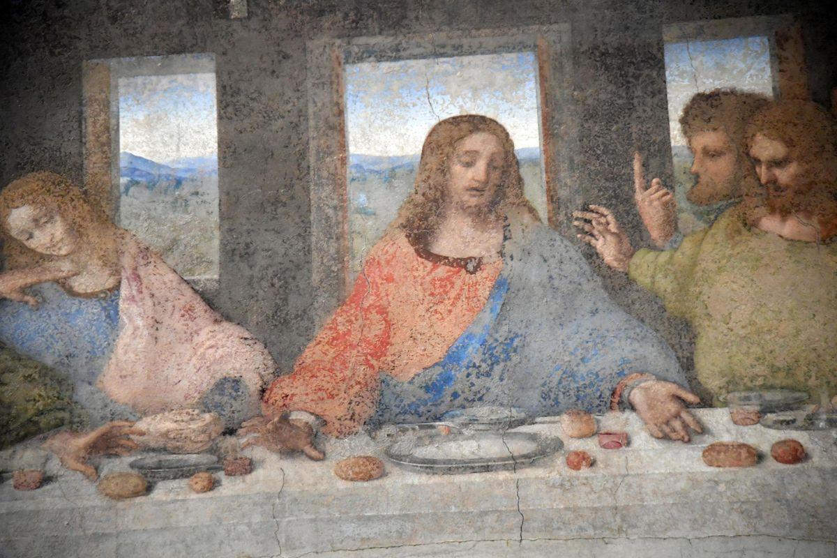Gesù Cristo non era vegetariano. Hitler  invece sì