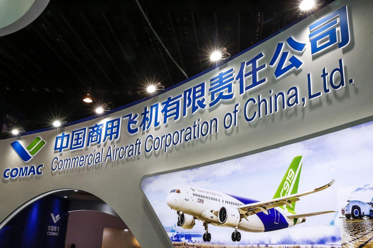 Leonardo pronta a fare affari con l'aeronautica cinese