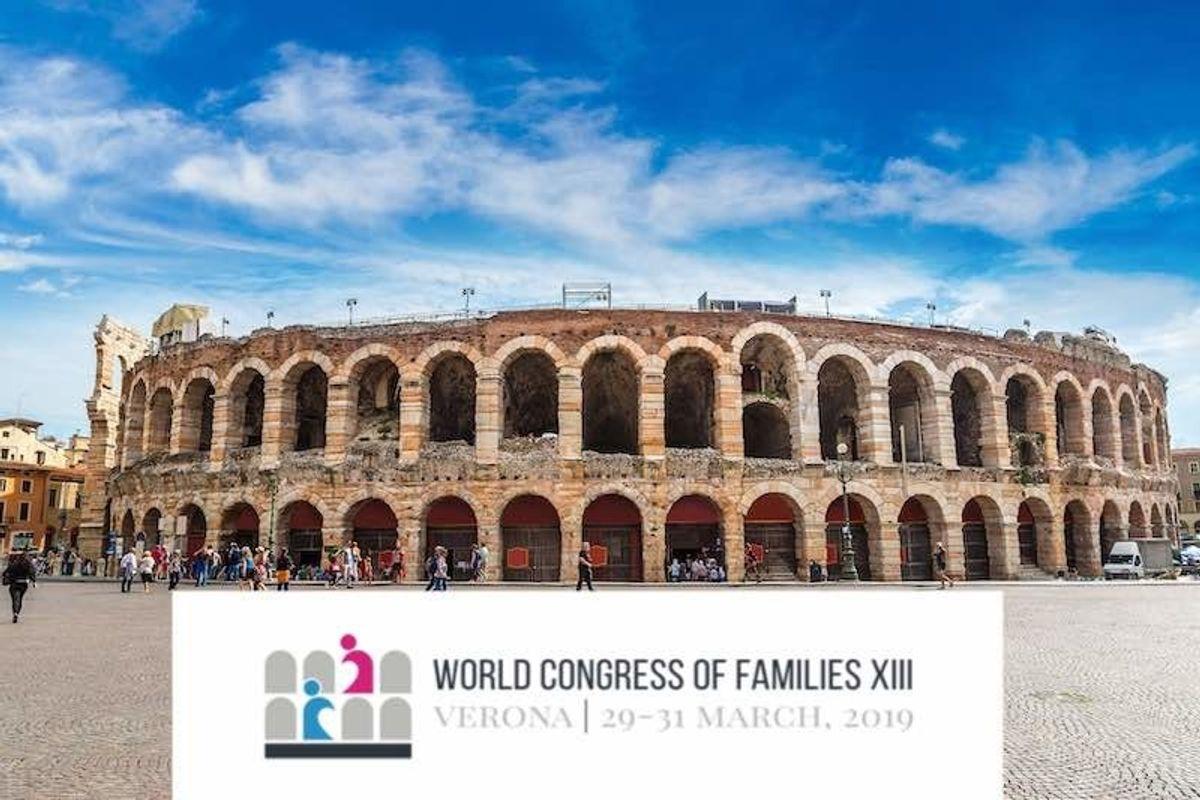 """Congresso delle famiglie, Brandi e Coghe: «È già sold out. Boom di partecipazione a Verona"""""""