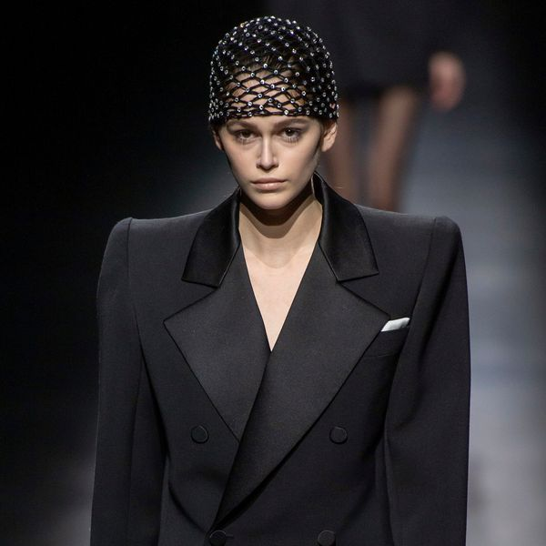 Saint Laurent's Rocker Chic Proportions
