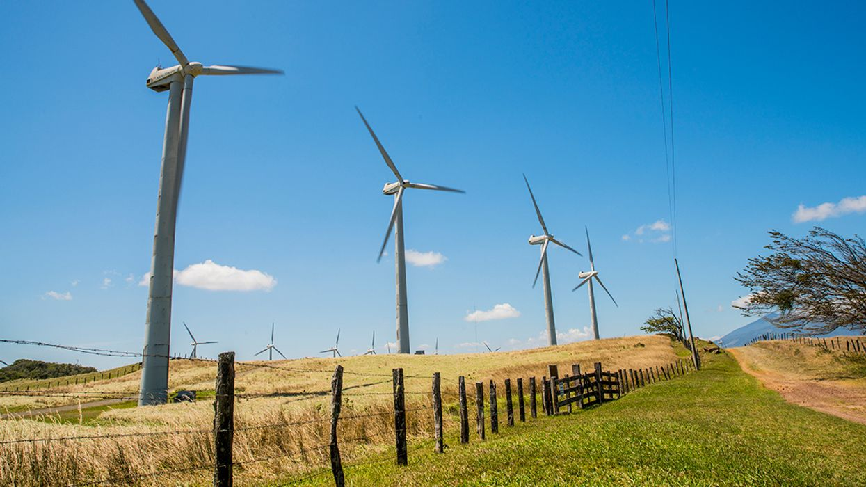Costa Rica Launches 'Unprecedented' Plan to Fully Decarbonize by 2050