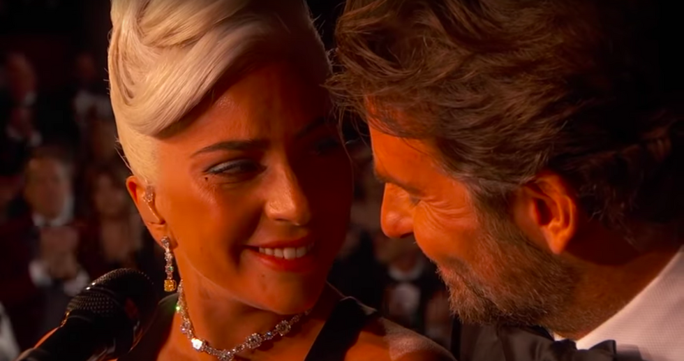 We All Saw The Sparks Fly With Lady Gaga And Bradley Cooper At The Oscars And We're Here For It