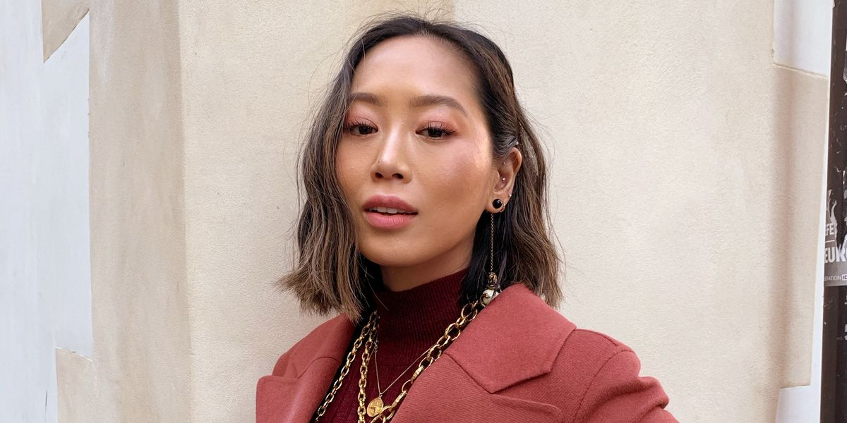 Photo Diary: Getting Glam With Aimee Song Before Dior