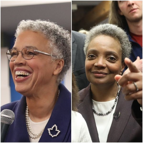 Chicago's Incoming Mayor Will Be a Black Woman