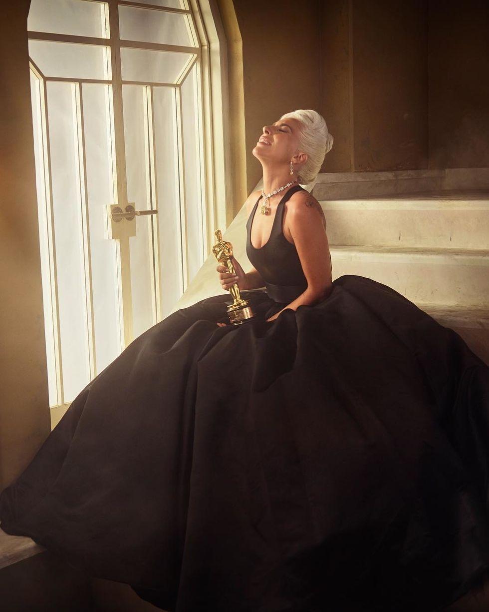 Lady Gaga Has Made 2019 Already a Good Year