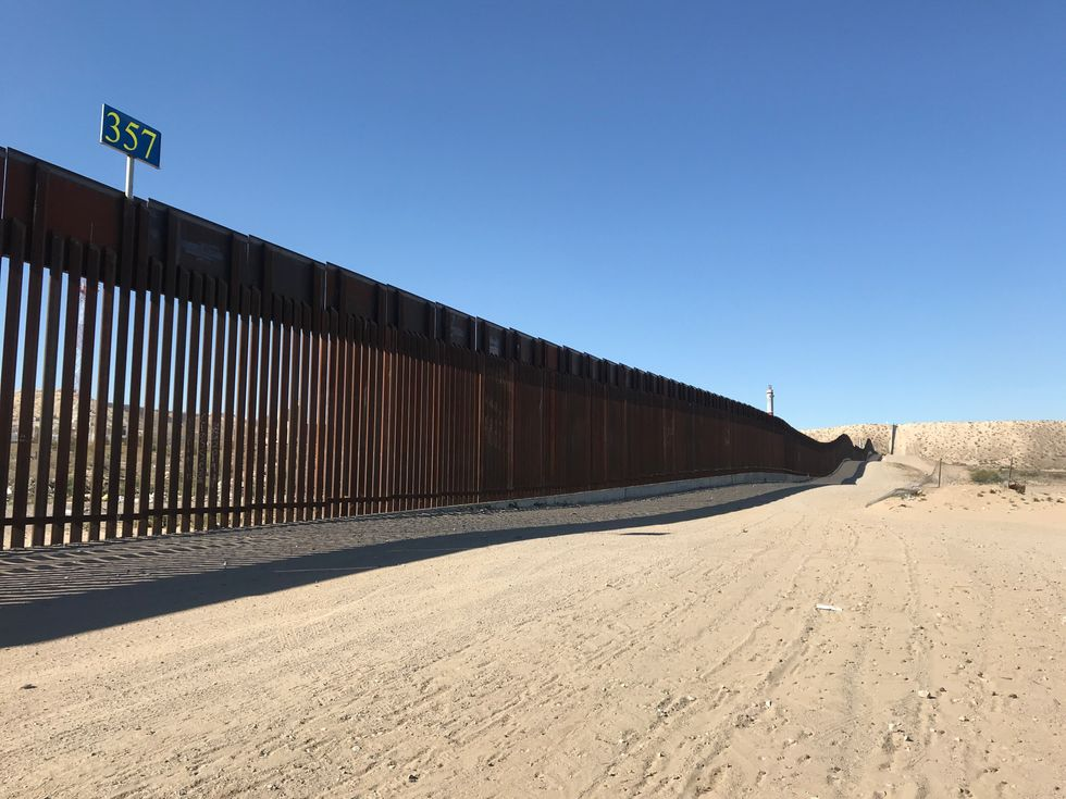 I Went To The USA's Southern Border