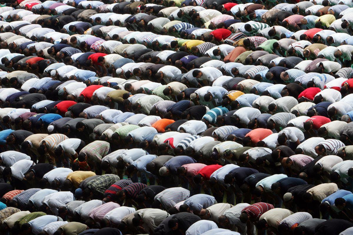 In Germania c'è una legge vergogna che permette la poligamia islamica