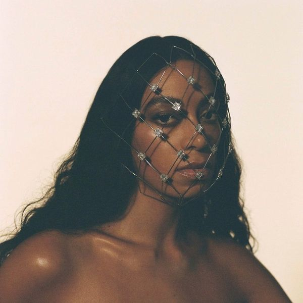 Is This 60 Seconds of Solange's New Project?