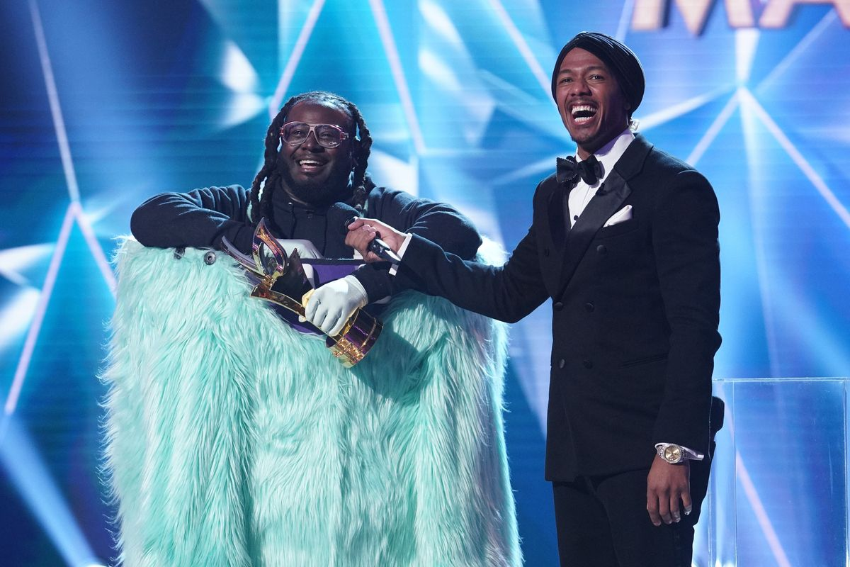 T-Pain Wins 'The Masked Singer,' Releases New Album
