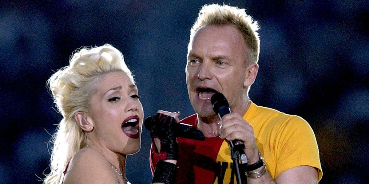 Hollyweird: 13-Year-Old Gwen Stefani Met Her Idol, Sting, and Hated Him