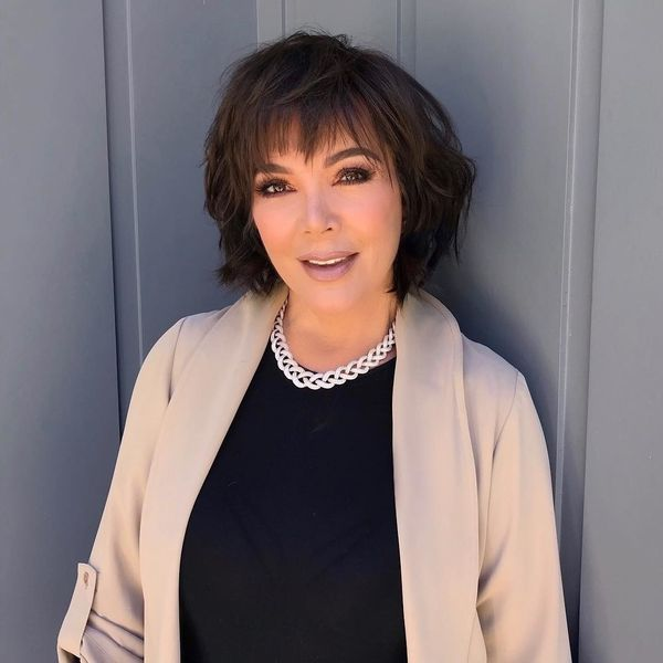 America's Momager Kris Jenner Debuts New Hairstyle