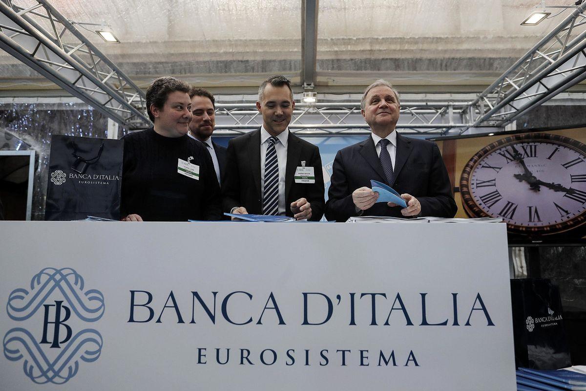 In Bankitalia il supermutuo del sindacalista