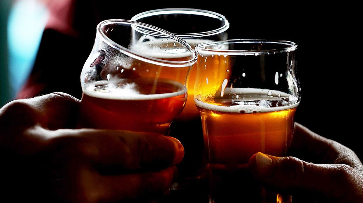 Even Moderate Drinking Increases Stroke Risk, Groundbreaking Genetic Study Finds