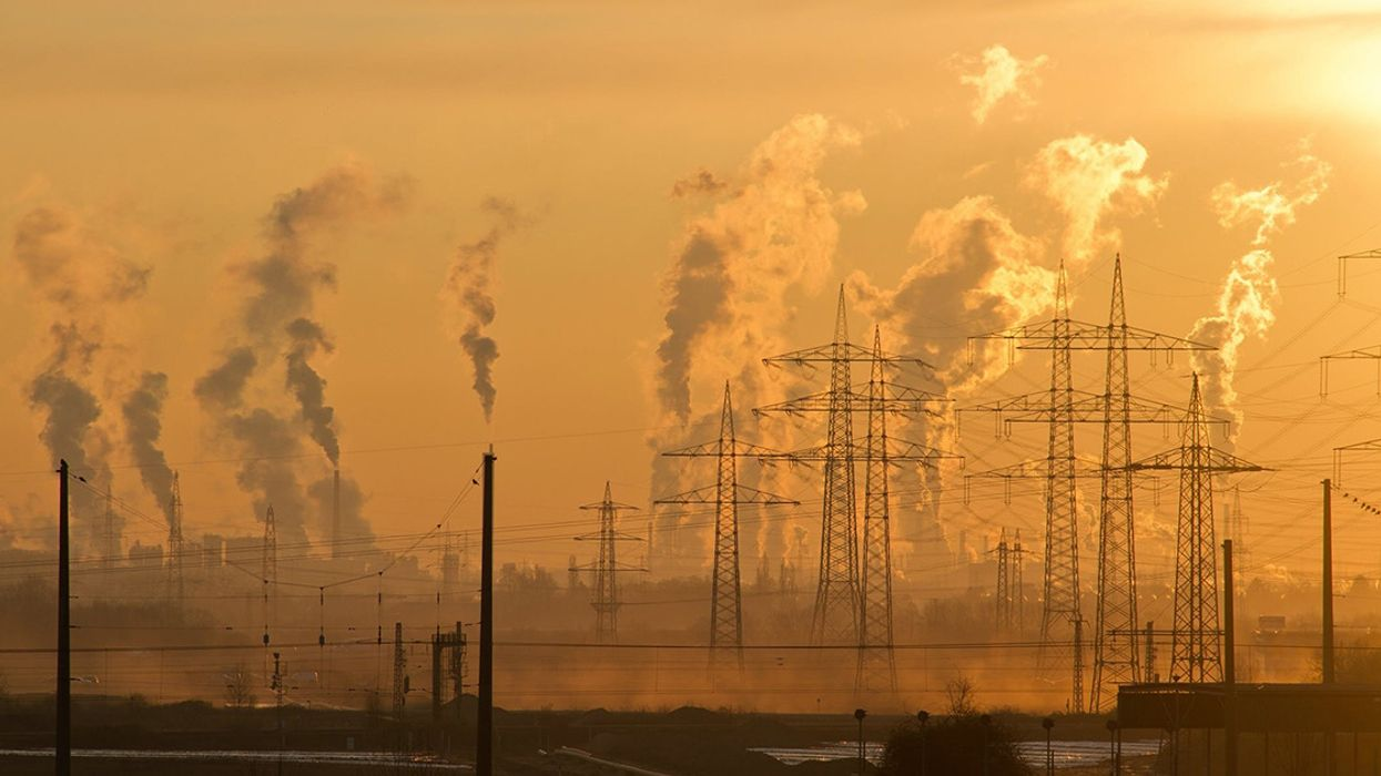 CO2 Levels Are Now at a 3 Million-Year High