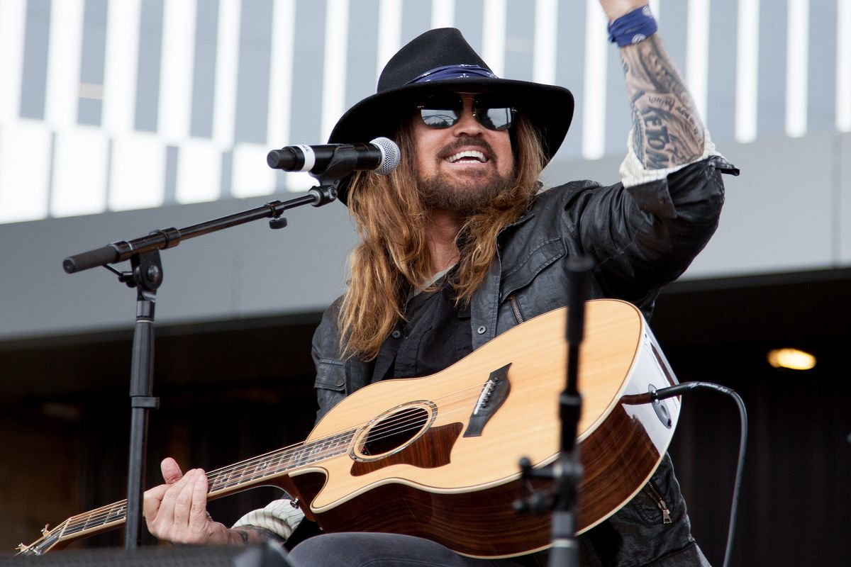 This Billy Ray Cyrus Remix of 'Old Town Road' Slaps