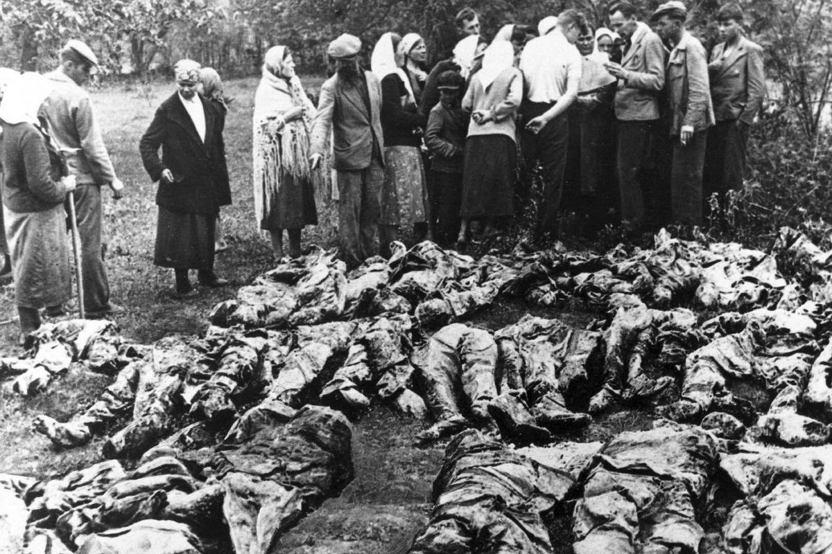 Anche l'omicidio di un procuratore per nascondere la strage di Stalin