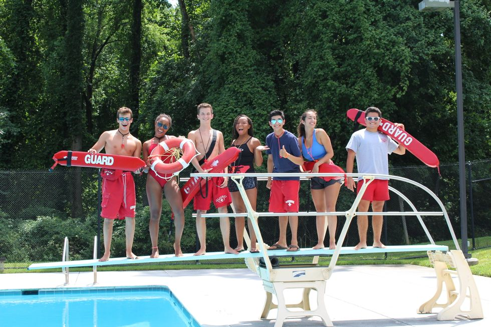 8 Things Only Summer Lifeguards Know To Be True