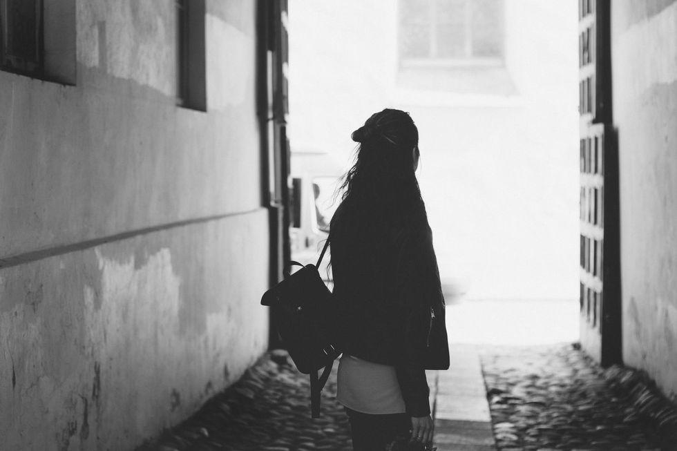 https://www.pexels.com/photo/woman-facing-back-photo-745869/