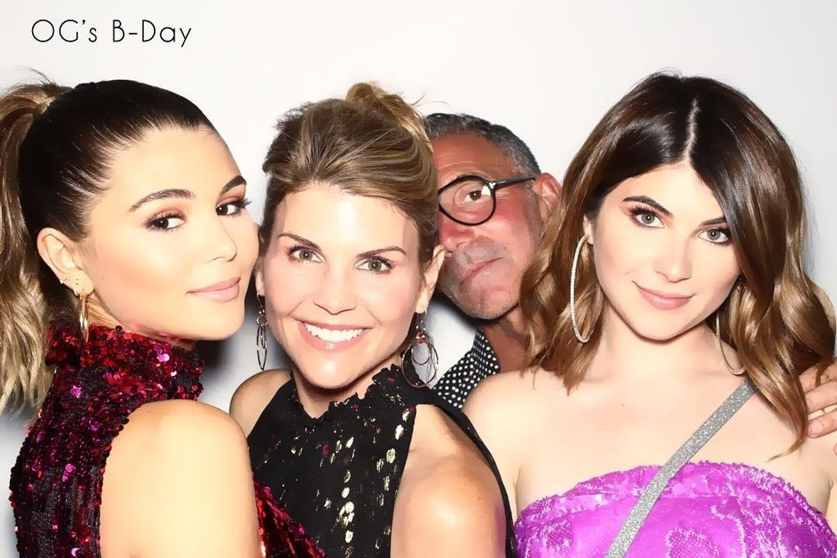 Did Olivia Jade Know What Her Parents Were Doing?