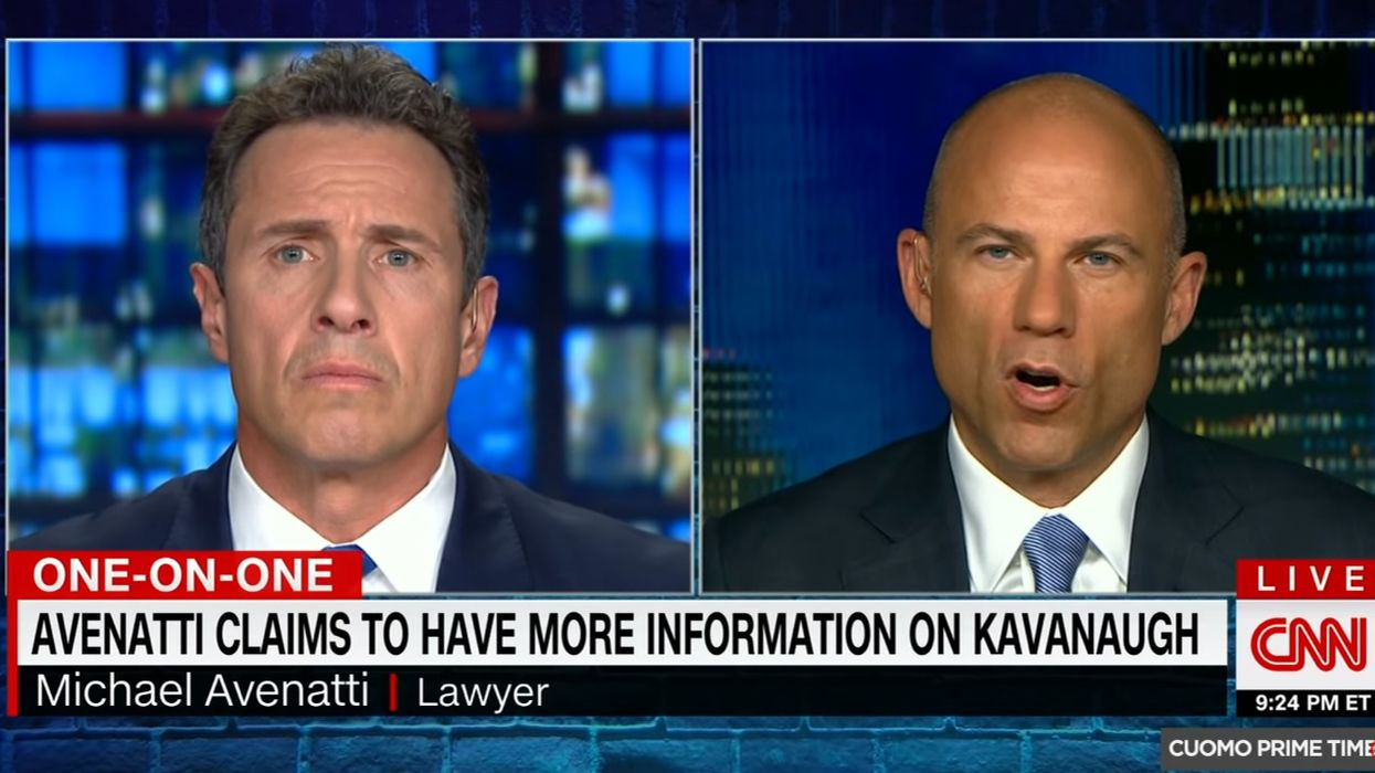 CNN honored by WHCA for coverage of Kavanaugh: Like 'watching a symphony'