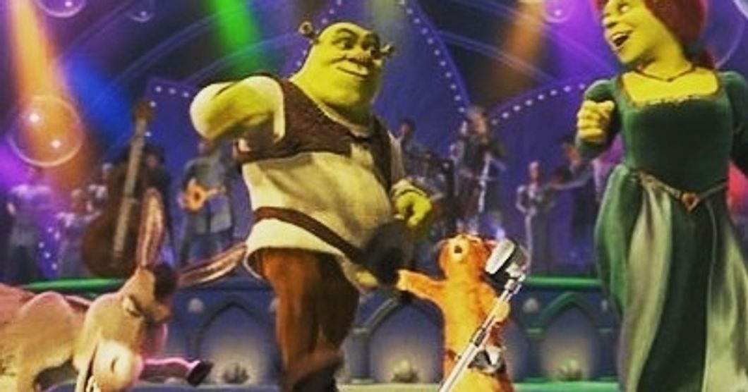 11 Amazing Songs From The Shrek Soundtrack