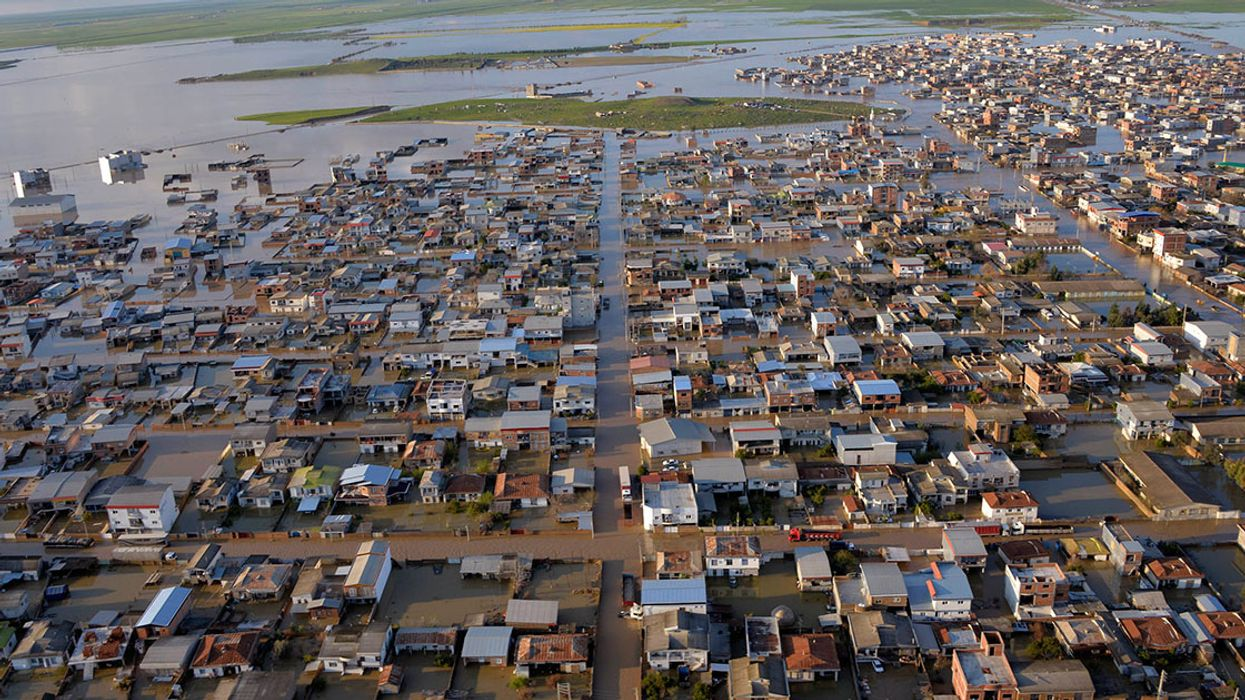 70 Dead From Weeks of Flooding in Iran as Warnings Continue
