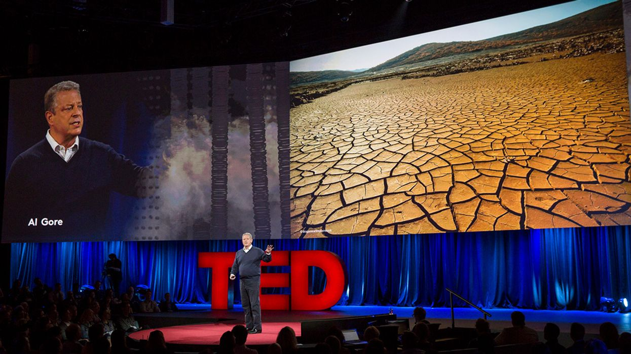 7 of the Best Ted Talks About Climate Change