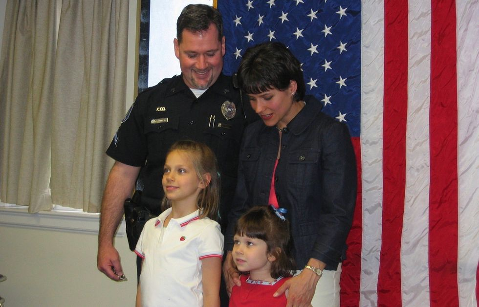As A Policeman's Daughter, I've Learned More About Respect Than Anything Else