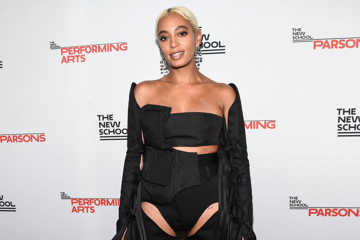 Solange Withdraws From Coachella