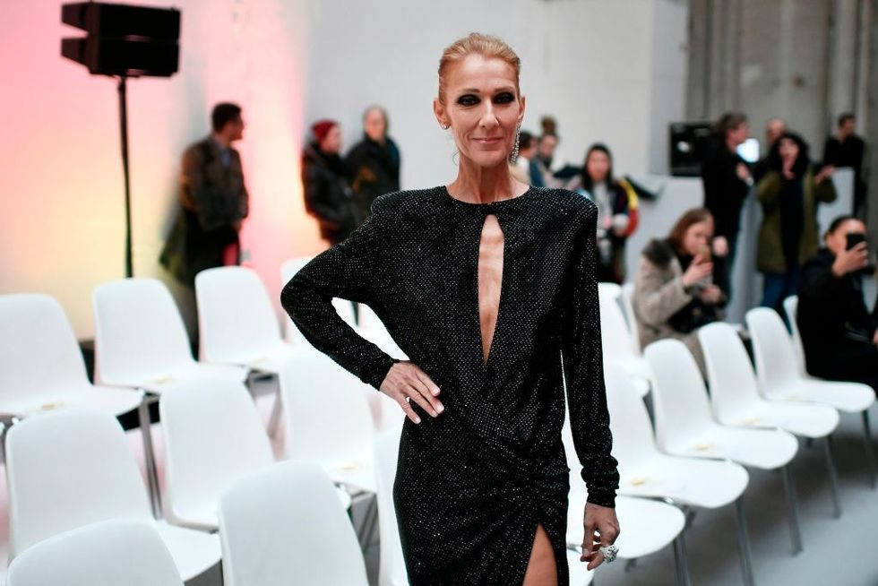Celine Dion shut down haters criticizing her weight loss in the most casual way.