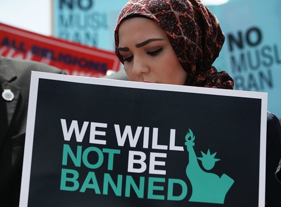 The Supreme Court won't admit the 'travel ban' is really a Muslim ban.