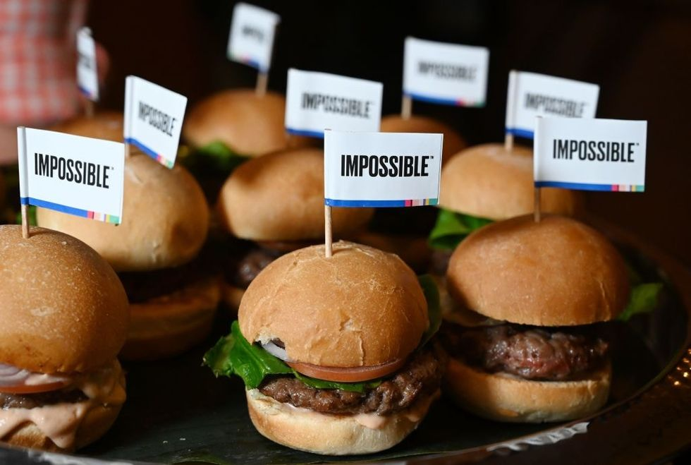 The new 'Impossible Burger' is so realistic the human body might not be able to tell the difference.