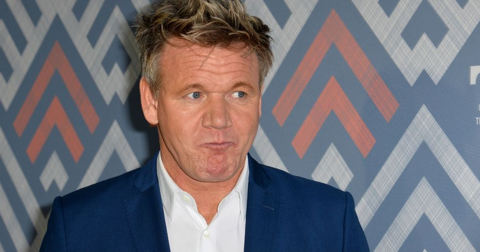 A 2010 clip of Gordon Ramsay sexually harassing Sofia Vergara is going viral.
