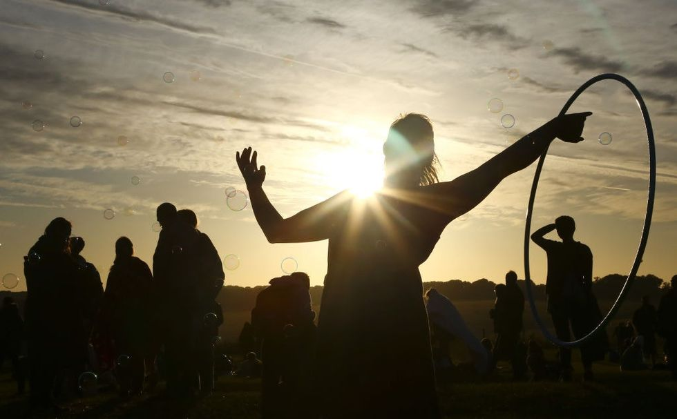 The science and culture of the summer solstice in 18 colorful images.