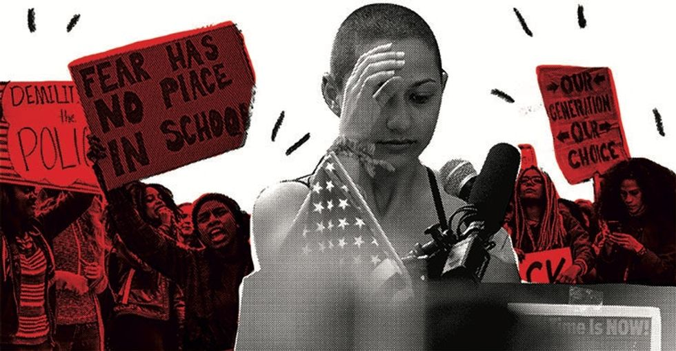Parkland kids are changing America. Here are the black teens who helped pave their way.
