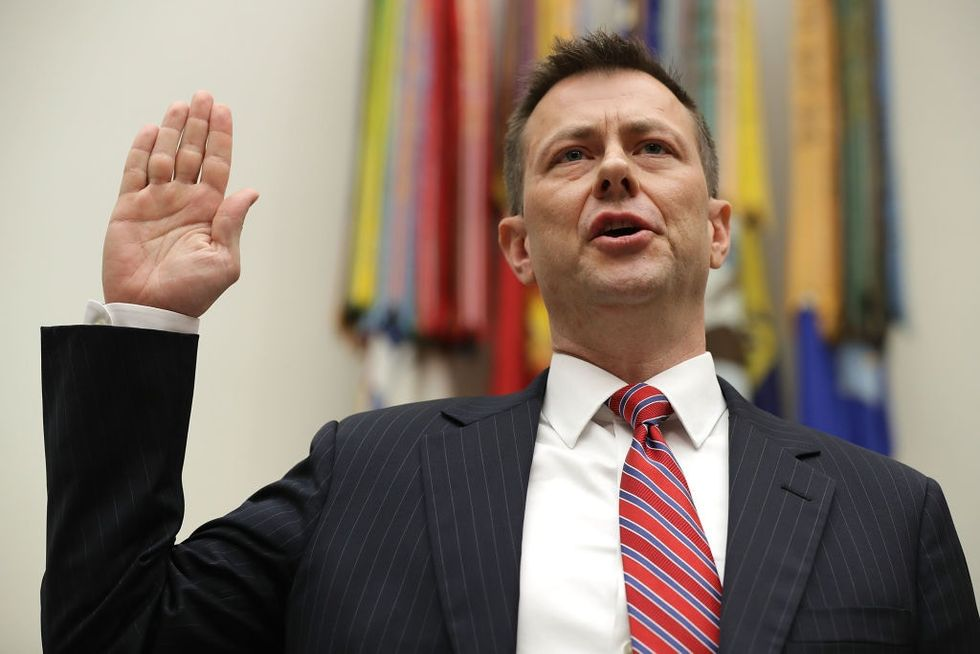 Republicans tried to humiliate FBI agent Peter Strozk. It backfired spectacularly.