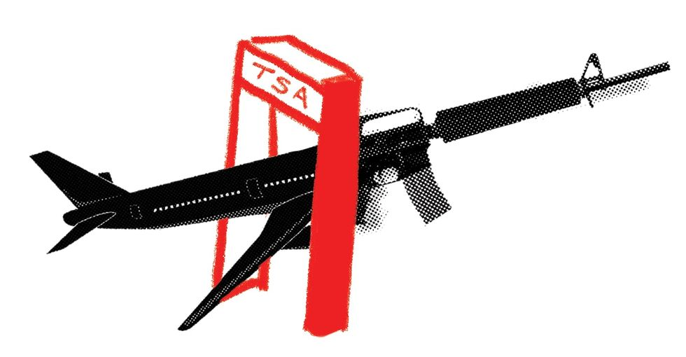 How the U.S. put an end to plane hijacking and why gun reform advocates should take note.