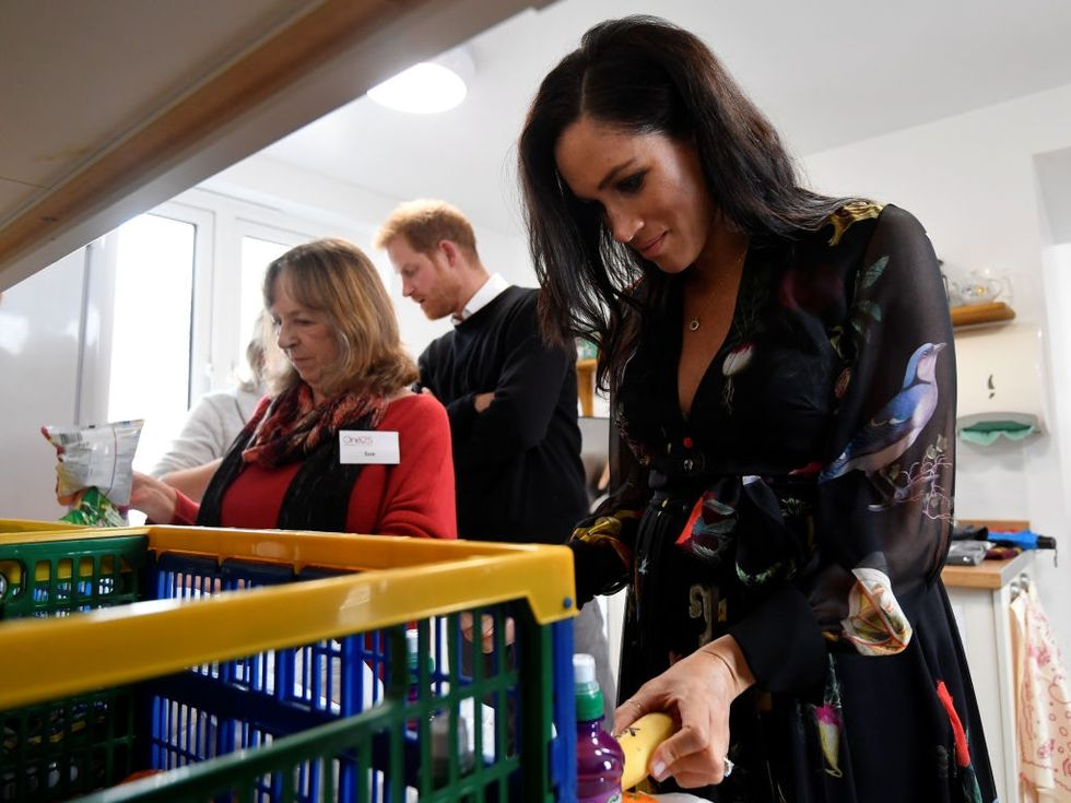 Meghan Markle and Prince Harry just delivered a very personal and positive message to sex workers.