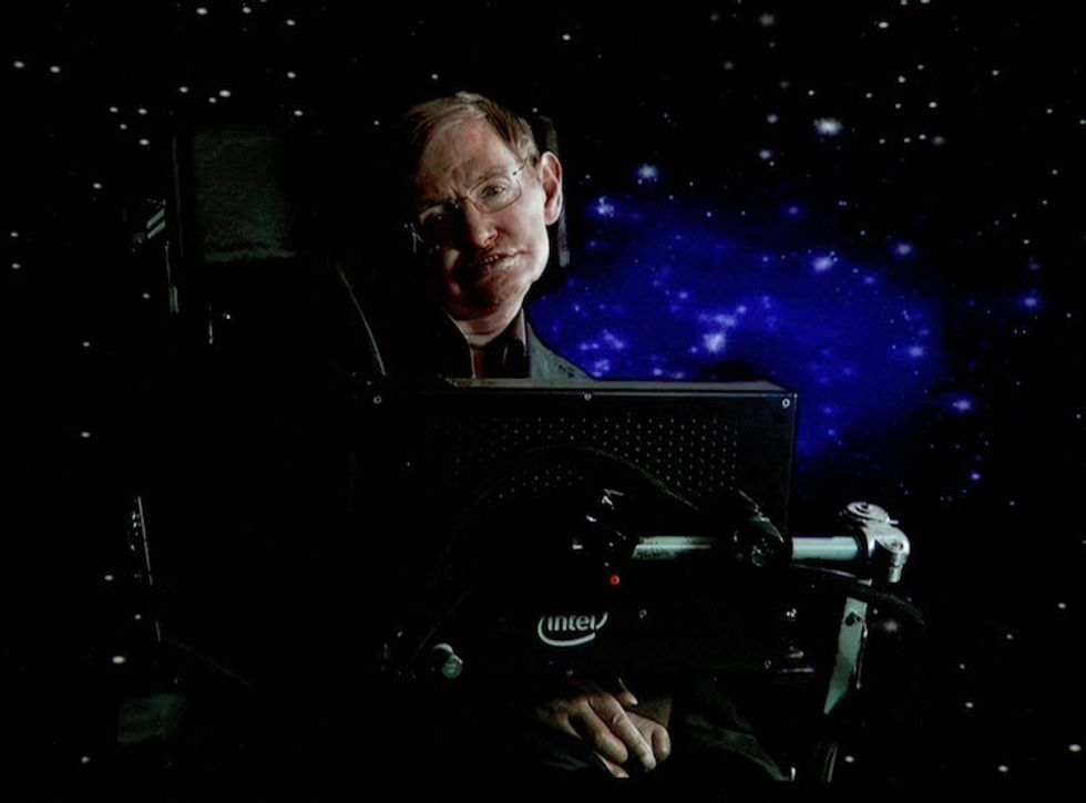 These 10 genius Stephen Hawking quotes will inspire you to dream big.