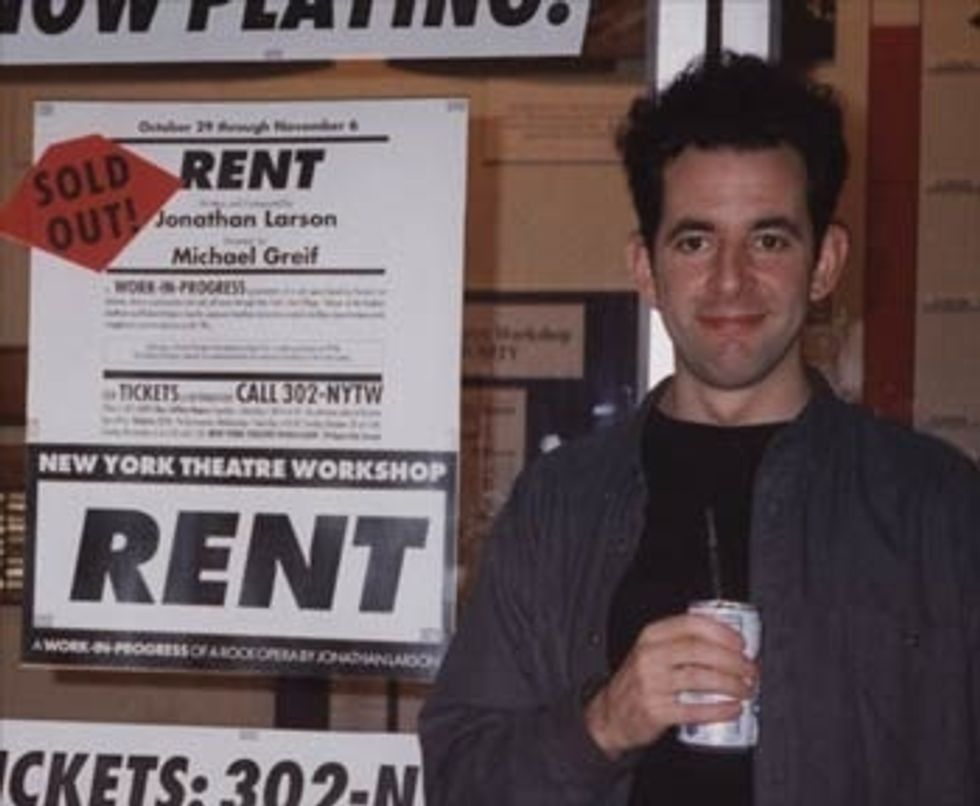 'The Jonathan Larson Project': A Tribute For An Artist Gone Too Soon