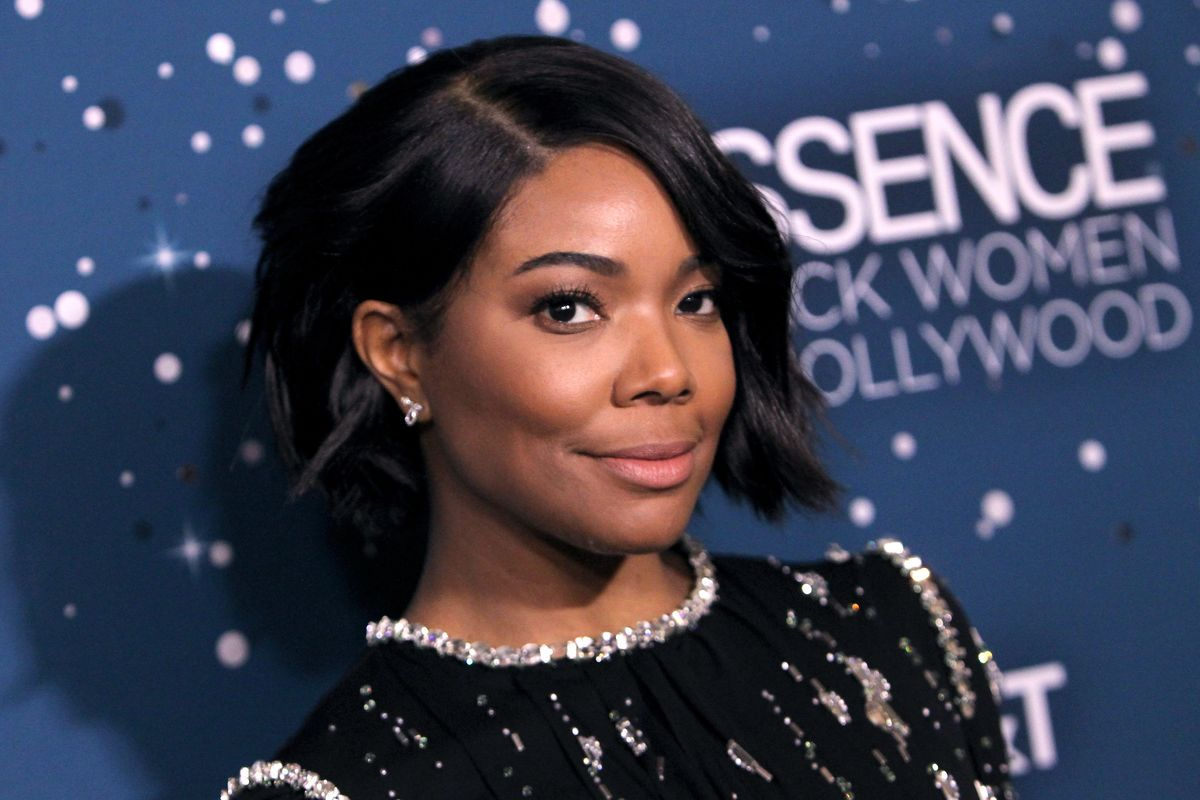 Gabrielle Union Shows Support for Step-Son Zion at Pride Parade