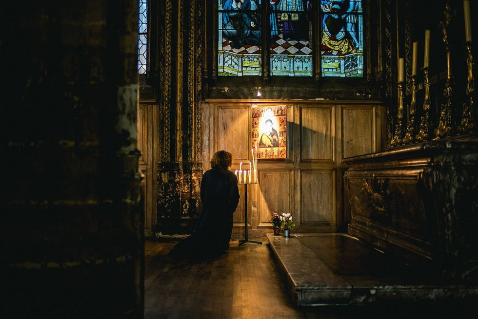 Why I'm (Still) Catholic
