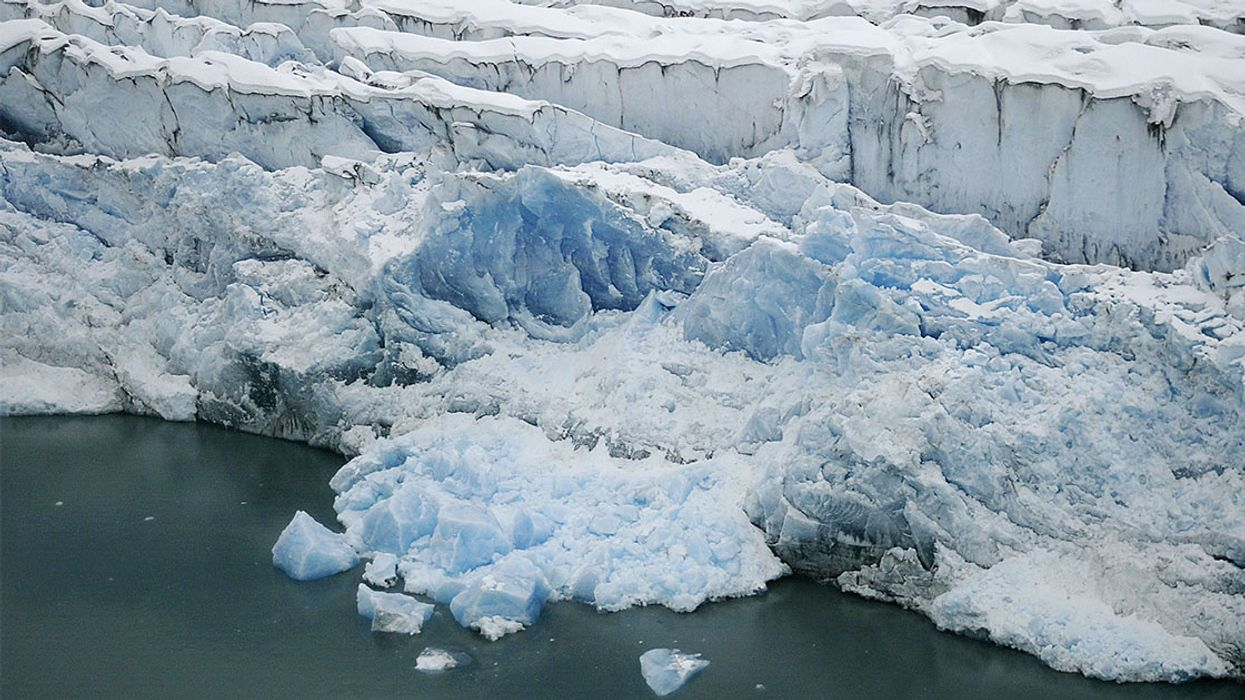 Melting Glaciers Causing 25 to 30% of Sea Level Rise
