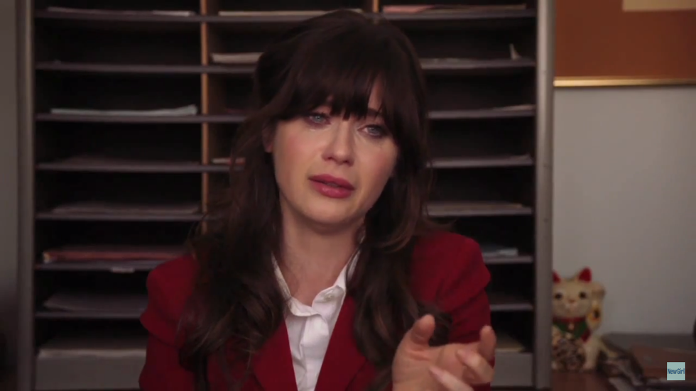 The Stress Of Applying For Internships, As Told By The Cast Of 'New Girl'