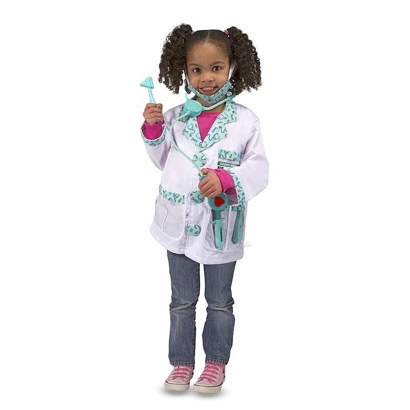 Melissa and Doug role play doctor costume