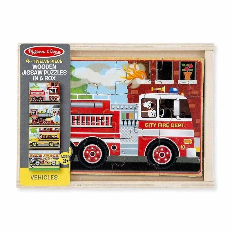 Melissa and Doug jigsaw puzzle