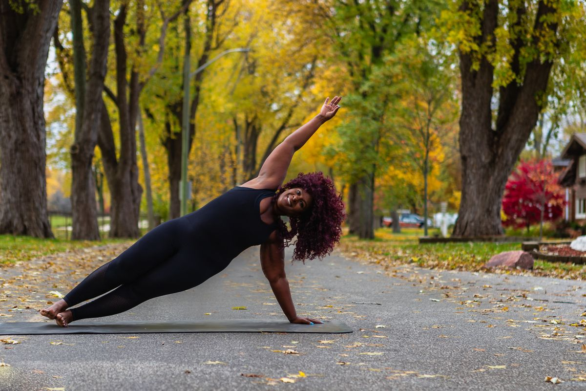 Dianne Bondy Wants Every Body To Feel Comfortable Practicing Yoga