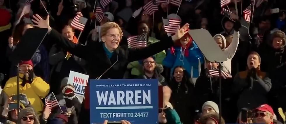 Elizabeth Warren Is The Progressive Hero We Need