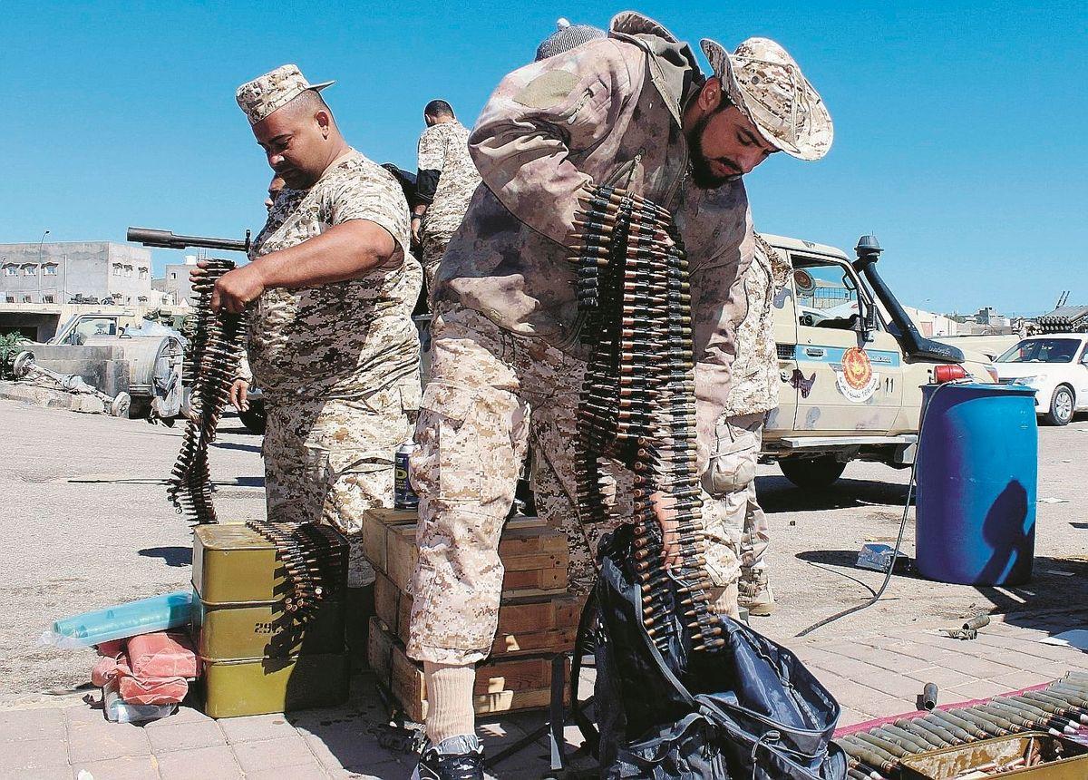Vittoria di Haftar: saltano le elezioni in Libia