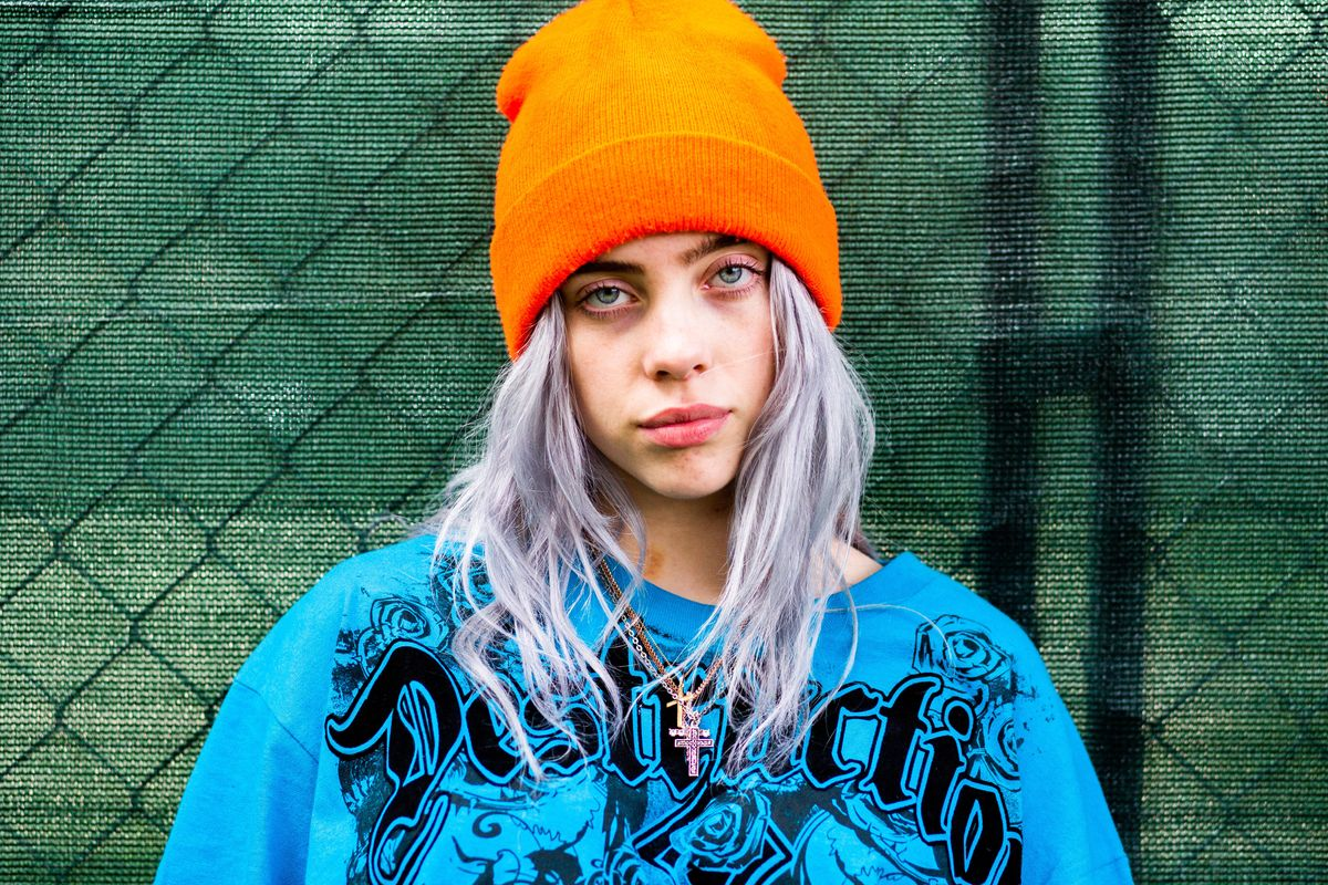 Billie Eilish Thought the Spice Girls Were Made Up 'Characters'